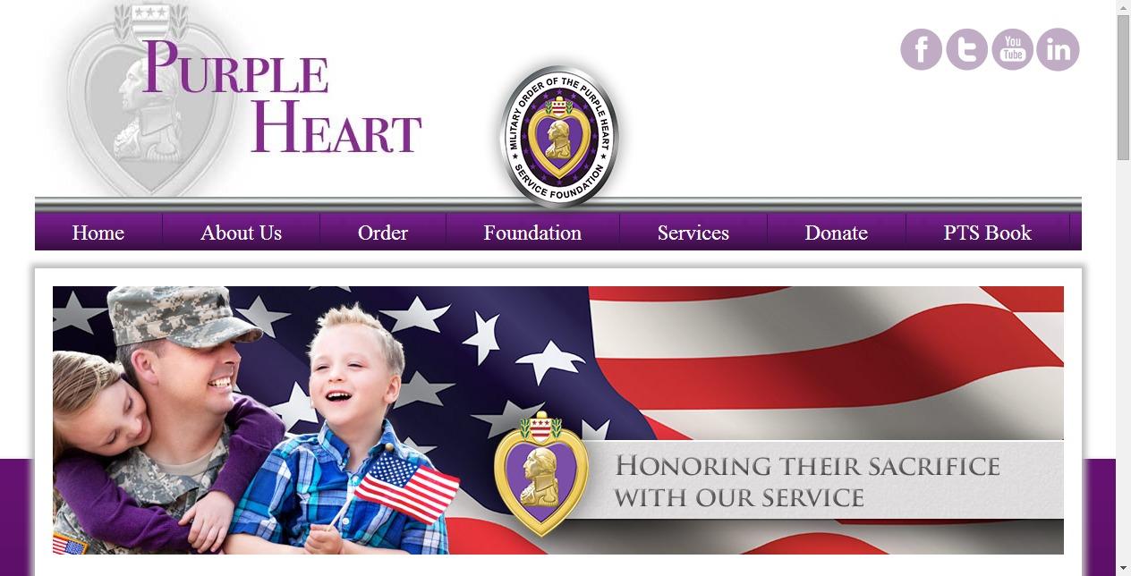 Purple Heart Car Donation