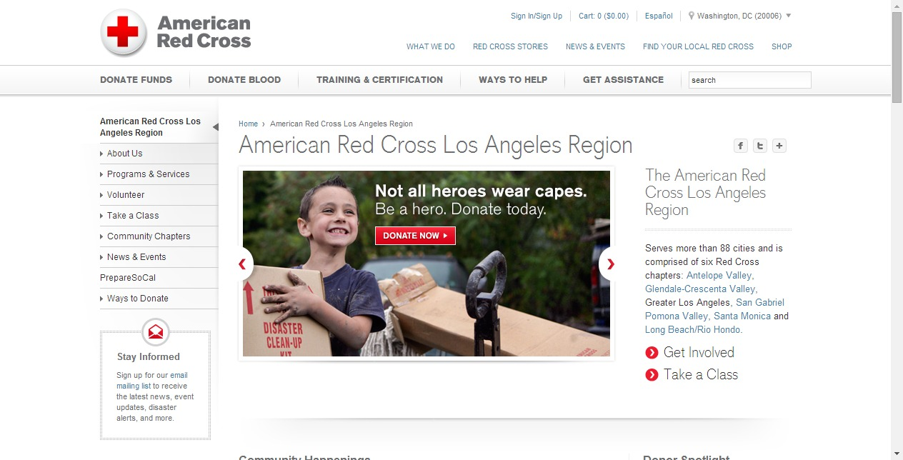 American Red Cross Car Donation